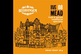 "Дрожжи для медовухи Beervingem ""Mead BVG-08"", 10 г"