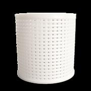 Форма для сыра цилиндрическая перфорированная полимерная d200х160 мм