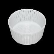 Форма для сыра Камамбер  перфорированная полимерная d100x57mm
