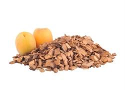 Щепа для копчения из абрикоса 0,4 кг