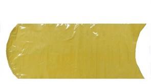 Пакет для созревания и хранения сыра 28х55см жёлто-оранжевый