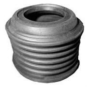 Прокладка для Бунзена 1-2,5 л. под Бюхнера 110-125 мм.