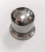 "Носик-заглушка сферический кламп 1,5"", без трубок"