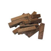 Брусочки дубовые средний обжиг (Б), 100гр