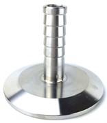 Переход кламп 1 1/2 -  ерш 12 мм