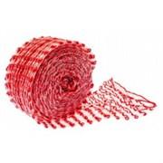 Сетка для копченостей (22см/4м +125°C) прожилковая красная