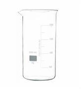 Стакан стеклянный высокий, с носиком, со шкалой, 2000 мл, В-1-2000 ТС