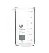 Стакан мерный, стекло, 600 мл