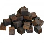 Дубовые кубики (сильный обжиг), 100 гр
