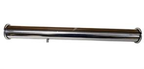 Царга 500 мм, молочная муфта (Пепелац)