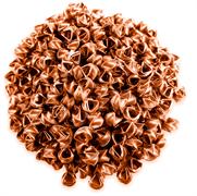 5x5 (0,35 мм) СПН (спирально-призматическая насадка) медная, (1.2кг-1л), 1 кг