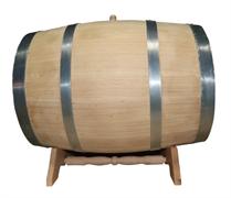 Бочка дубовая, 15 литров (кавказский скальный дуб)