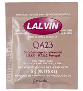 Дрожжи винные Lalvin QA23, 5 грамм (для фруктовых белых вин)