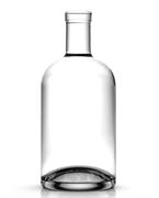 Стеклянная бутылка BAR, 0.5 литра (п-30-500)