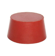 Пробка силиконовая для бутылей №12 72*62/35