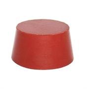 Пробка силиконовая для бутылей №11 64*52/35