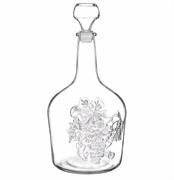 Бутылка стеклянная «Фуфырь»(рисунок), 3000 мл