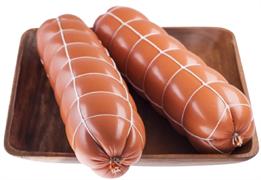 Оболочка колбасная полиамидная Логопак Люкс НМ ф 45 для копчения 10 м