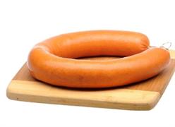 Оболочка колбасная коллагеновая «Вискофан (Viscofan)» EW-D-KD, ф 47, прозрач., кольцевая, 10 м