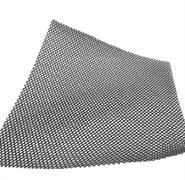 Сетка дренажная полимерная (размер ячейки 4,5*4,5мм) для сыра (п.м.)