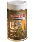 Охмелённый солодовый экстракт «Finlandia — Premium Lager», 1.5 кг