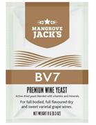 Винные дрожжи Mangrove Jack BV7 для ароматизированных сухих и сладких белых вин
