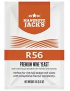 Винные дрожжи Mangrove Jack- R56 (для насыщенных красных вин с исключительной вкусовой сложностью)