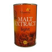 Неохмеленный солодовый экстракт «Muntons — Light Extract», 1,5кг