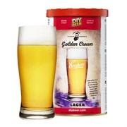 Охмелённый солодовый экстракт Thomas Coopers «Golden Crown Lager», 1.7 кг