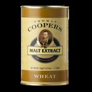 Неохмеленный солодовый экстракт пшеничный Coopers Wheat Malt