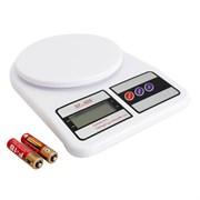 Весы электронные кухонные SF-400, до 7 кг