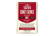 Пивные дрожжи «Mangrove Jack's Craft Series Yeast — Belgian Wit M21», 10 гр