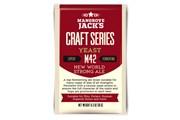 Дрожжи пивные «Mangrove Jack's Craft Series Yeast — New World Strong Ale M42», 10 гр (RIS, Barley wine, English IPA)