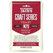 Пивные дрожжи «Mangrove Jack's Craft Series Yeast — French Saison M29» (Saison, Specialty beer)