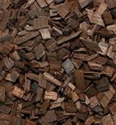 Щепа дубовая, сильный обжиг, кавказский дуб (ДОК), 1 кг