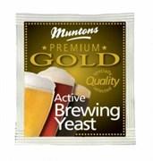 Пивные дрожжи «Muntons — Premium Gold», 6 грамм