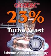 Спиртовые турбо дрожжи «Alcotec 23% с активированным углем»