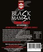 Спиртовые турбо дрожжи «Gozdawa Black Mamba», 105 гр