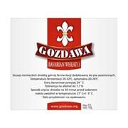 Пивные дрожжи «Gozdawa Bavarian Wheat 11 (BW11)», 10 гр (для пшеничного пива)