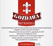 Пивные дрожжи «Gozdawa Fruit Blanche G1 (FBG1)», 10 гр