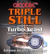 Спиртовые дрожжи «Alcotec Triple Still с активированным углем»