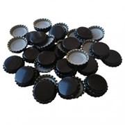 Кронен-пробка черная, 50 шт