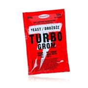 Сухие спиртовые дрожжи Turbo Grom 72H, 120 гр