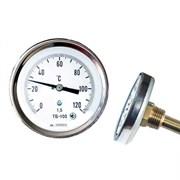 Термометр биметаллический, Стеклоприбор