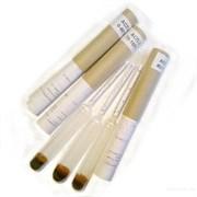 Набор из трёх высокоточных ареометров-спиртометров АСП 3 в диапазонах 0-40,40-70,70-100 % (мерный цилиндр для ареометра-спиртометра на 100 мл. в подарок)