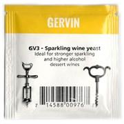 Винные дрожжи Gervin GV3 Sparkling Wine (для игристых вин), 5 гр