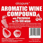 Винные дрожжи «Gozdawa Alcopure Aromatic Wine Compound», 10 гр
