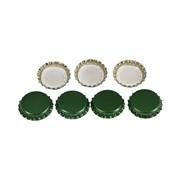 Кроненпробки Зелёные (Рос), 80 шт