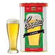 Охмелённый солодовый экстракт «Coopers — Lager», 1.7 кг