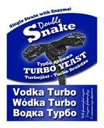 Спиртовые дрожжи Double Snake Vodka Turbo, 70 грамм